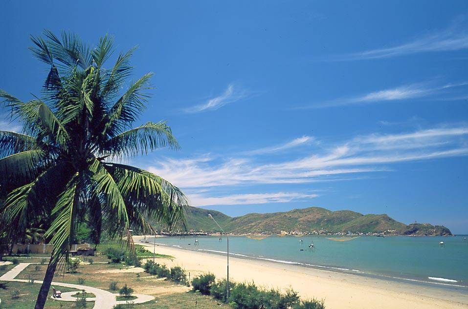 Biển Quy Nhơn