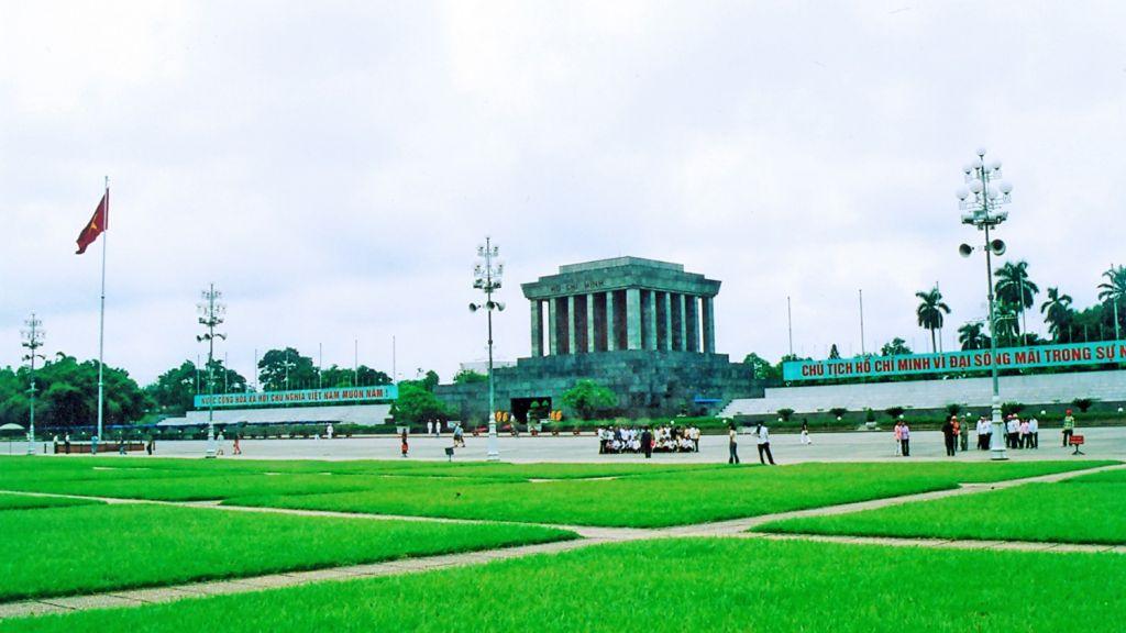 Quảng Trường Ba Đình Hà Nội