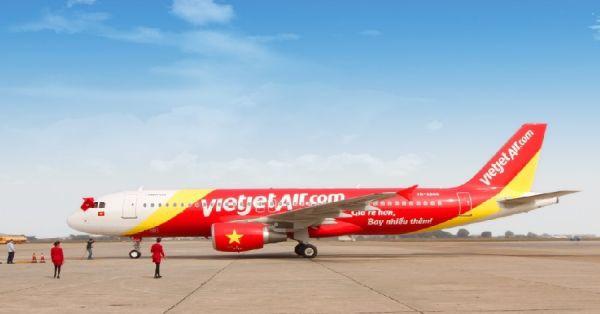 Vé máy bay Vietjet