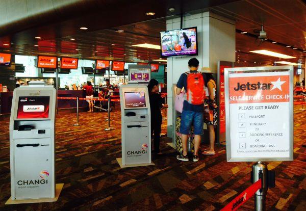 Check-in online Jetstar