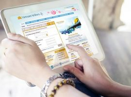Check-in online Vietnam Airlines