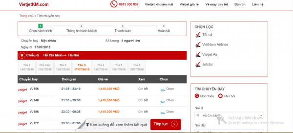 Săn vé máy bay giá rẻ tháng 6