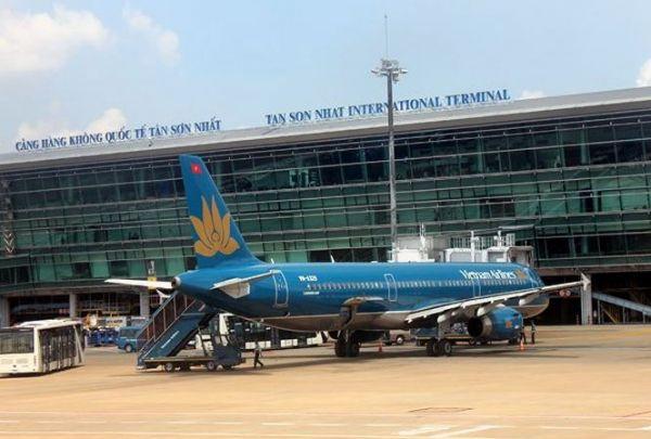 sân bay Tân Sơn Nhất)
