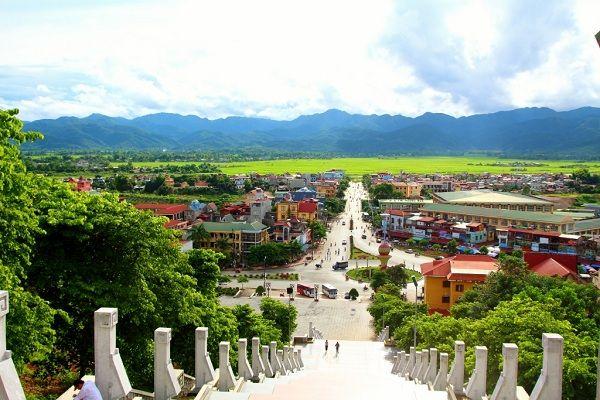 Vé máy bay Hà Nội Điện Biên