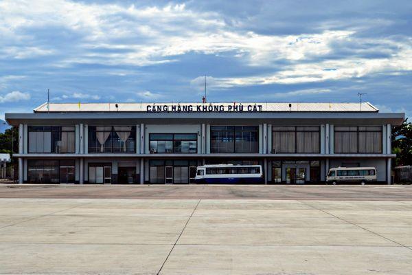 Cảng hàng khôngPhù Cát