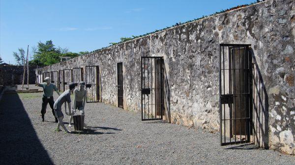 trại tù Phú Sơn Phú Hải