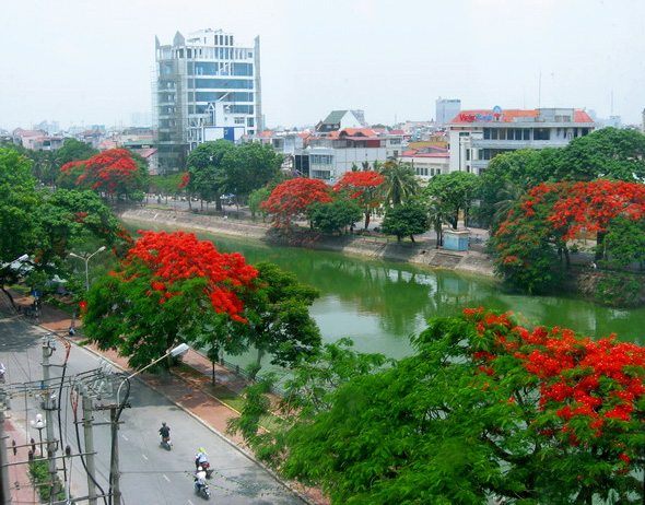 Vé máy bay Sài Gòn Hải Phòng