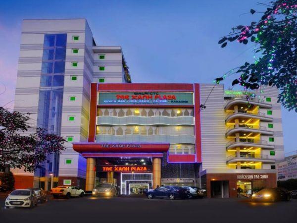 Green Bamboo – Tre Xanh Plaza Hotel