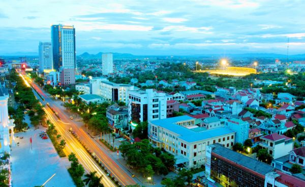 Vé máy bay Sài Gòn Vinh