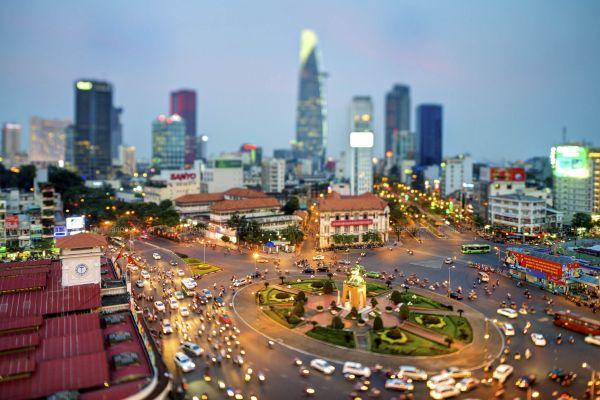 Vé máy bay Vietjet Hải Phòng Sài Gòn