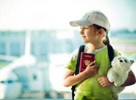 Giá vé máy bay Vietjet cho trẻ em