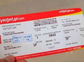 Mua vé máy bay Vietjet có trả lại được không?